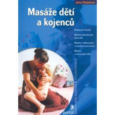 Masážě dětí a kojenců
