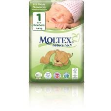 Plenky Moltex Nature Newborn